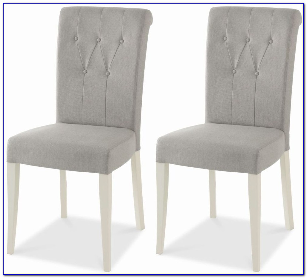 Grey And White Dining Chairs