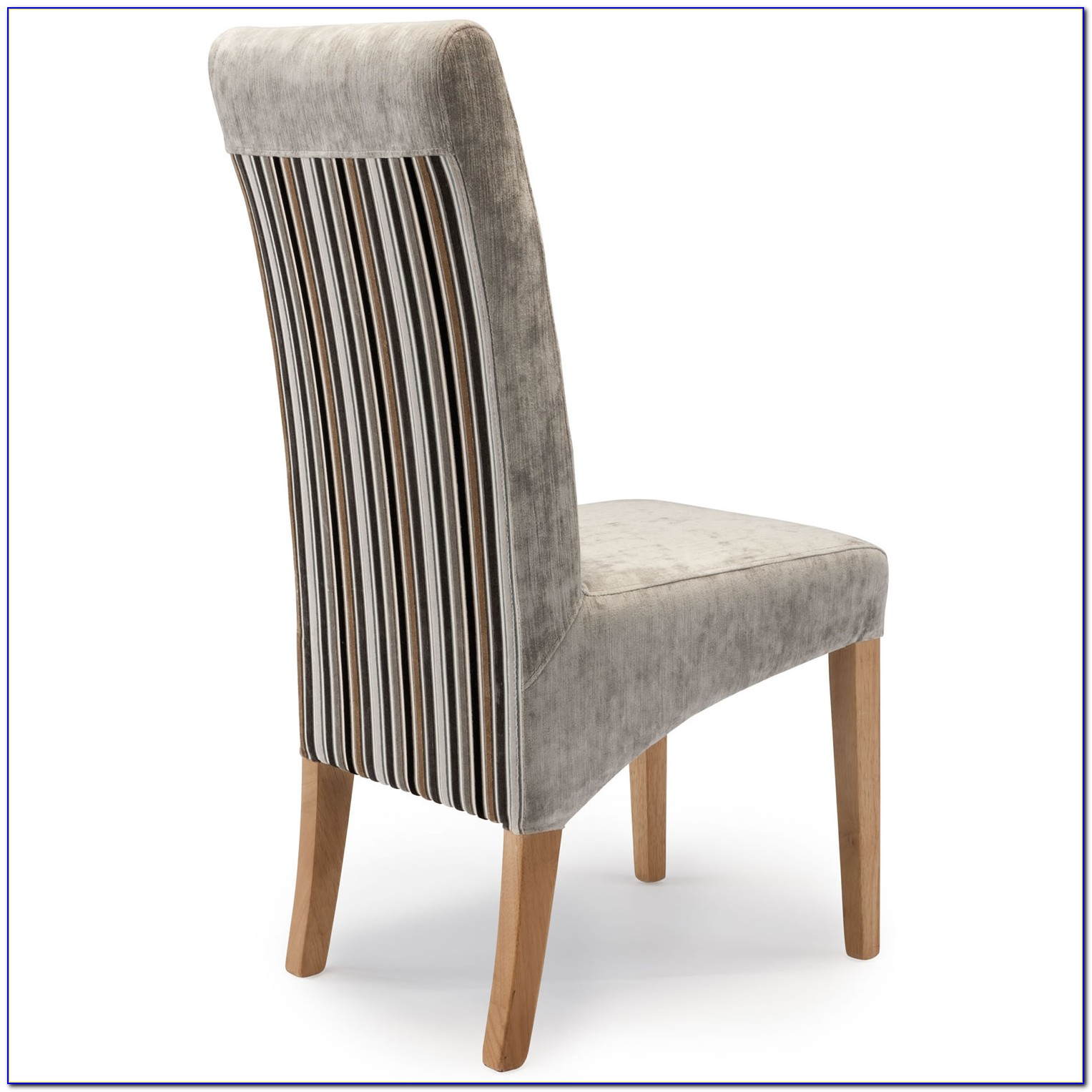 Grey Velvet Dining Chair Covers