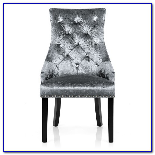 Grey Velvet Dining Chairs Uk