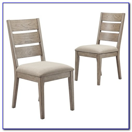 Grey Wood Dining Room Chairs