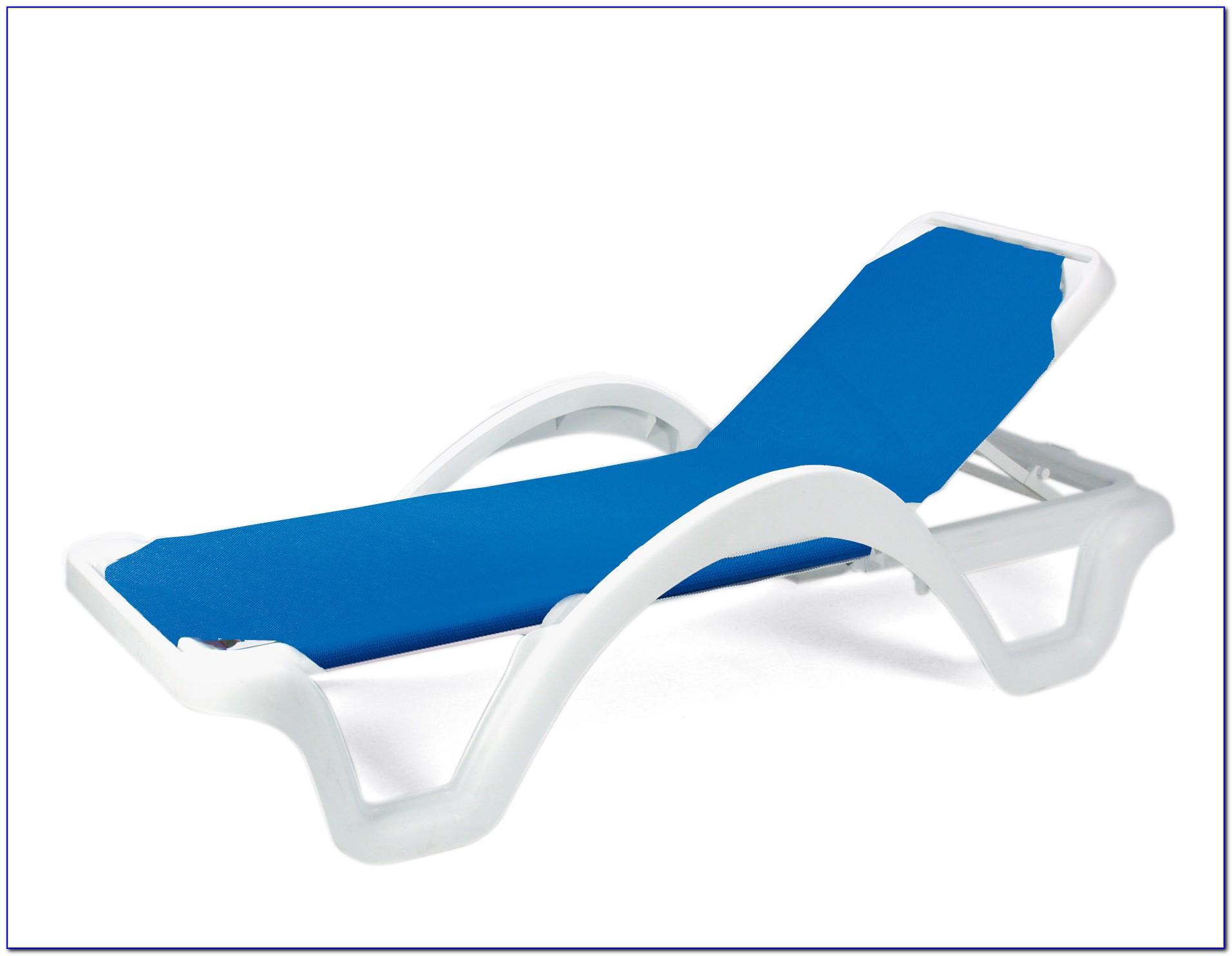 Hard Plastic Pool Lounge Chairs