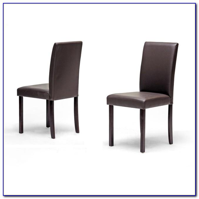 Havana Dining Chairs Set Of 2 Espresso