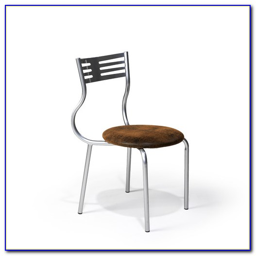 Heavy Duty Metal Dining Chairs