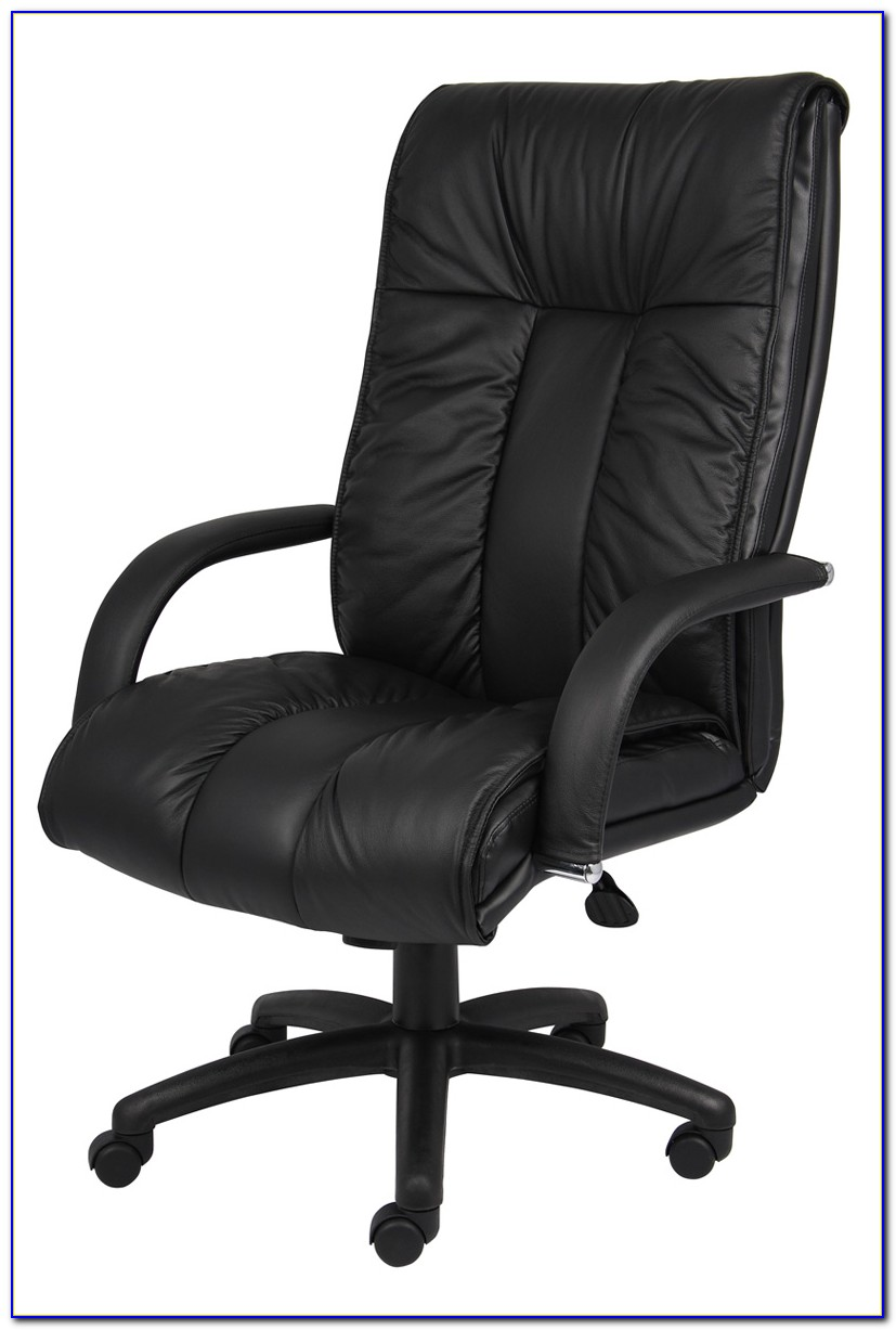 High Back Leather Office Chair Deals