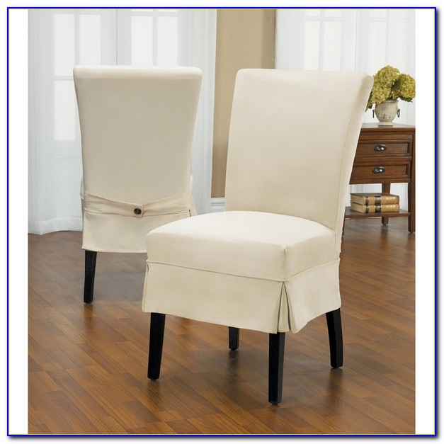 Ikea Slipcovered Dining Chairs