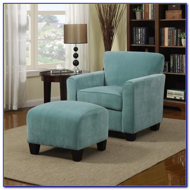 Indigo Blue Living Room Chairs