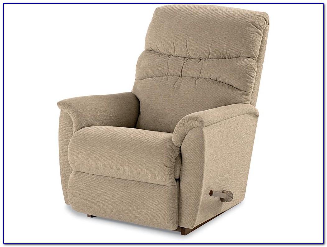 La Z Boy Chair And Ottoman