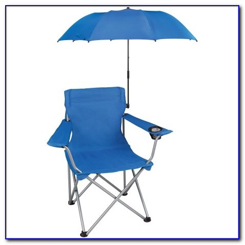 Lawn Chair With Umbrella
