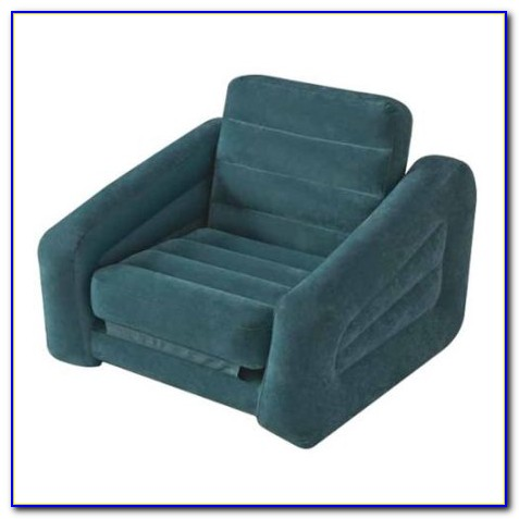 Leather Chair Pull Out Bed