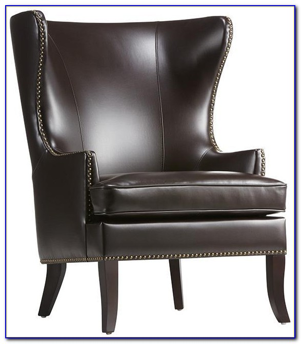 Leather Wingback Chair Nz