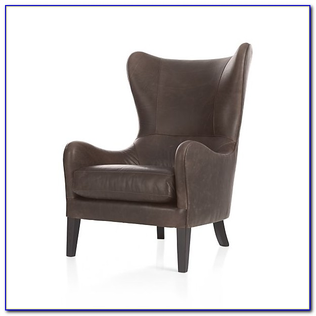 Leather Wingback Chair Restoration Hardware