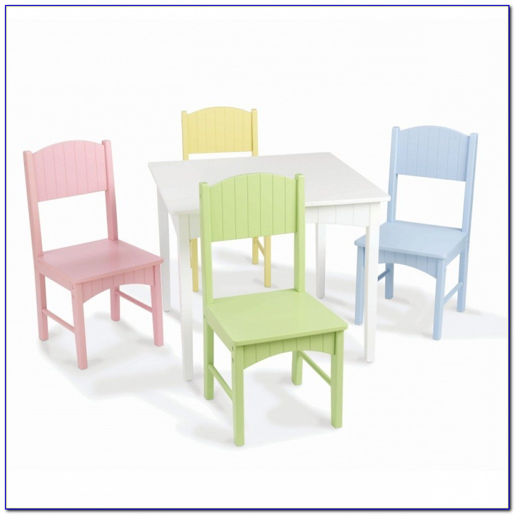 Little Tikes Childrens Table And Chairs