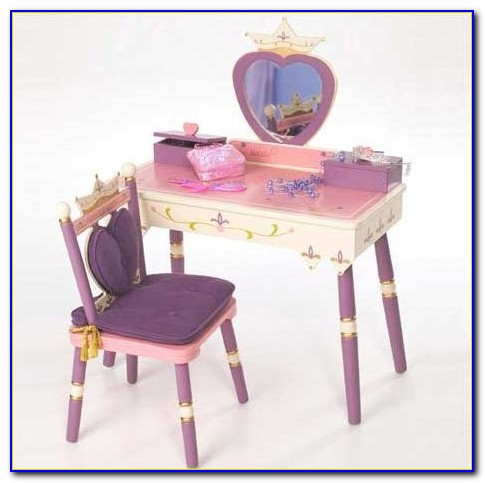 Little Tikes Pink Table And Chair Set