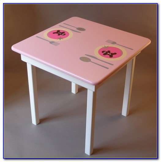 Little Tikes Play Table And Chairs