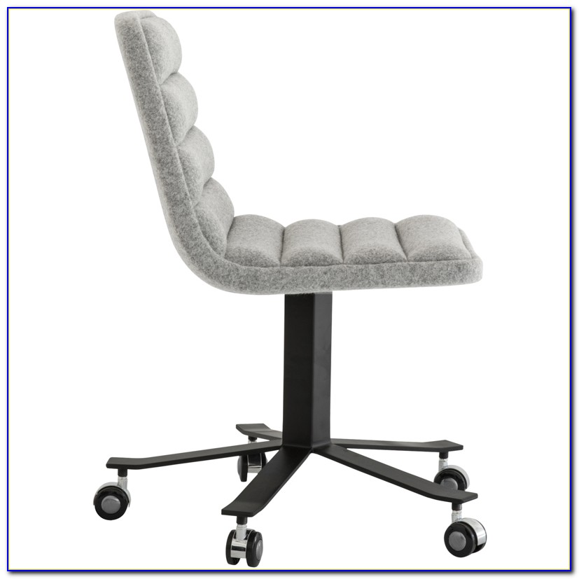 Mesh Office Chair No Arms