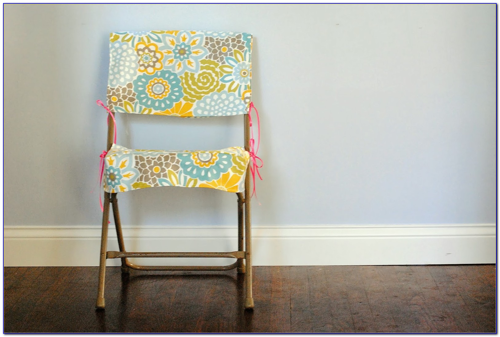 Metal Folding Chair Cover Pattern