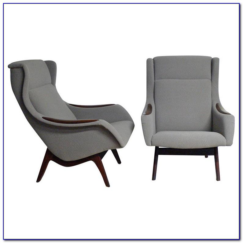 Mid Century Lounge Chair Designers