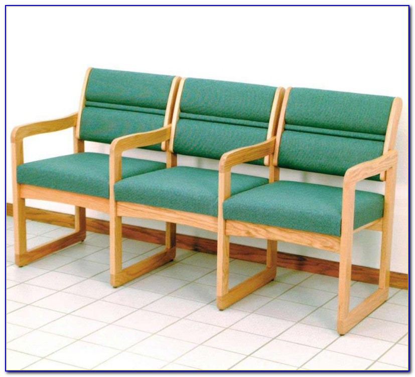 Mid Century Modern Waiting Room Chairs