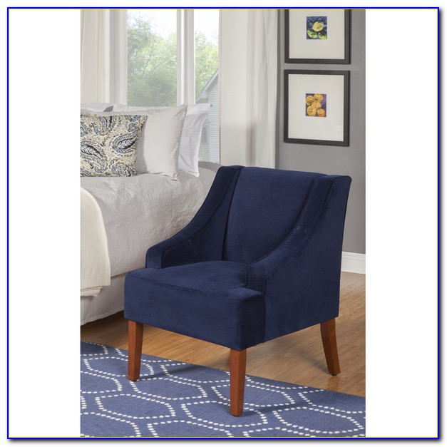 Navy Blue Occasional Chairs