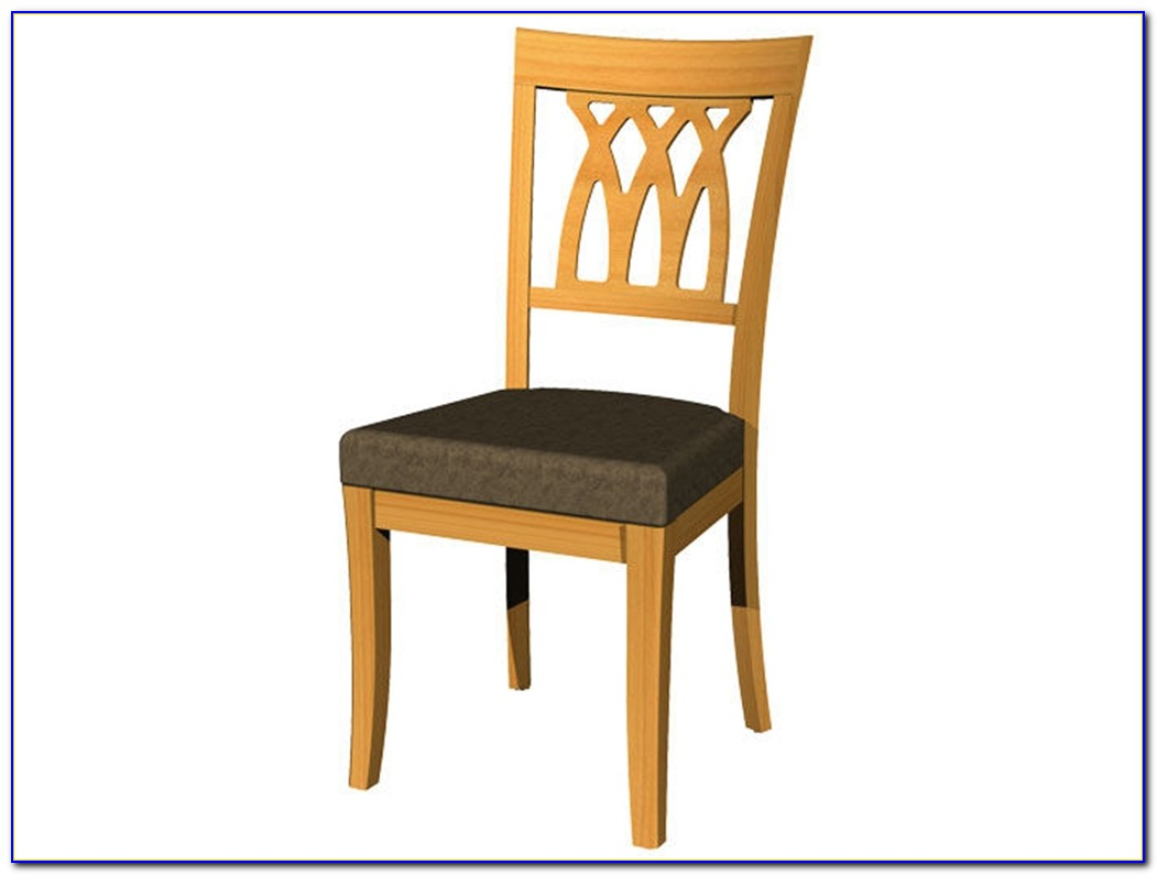 Oak Dining Room Side Chairs