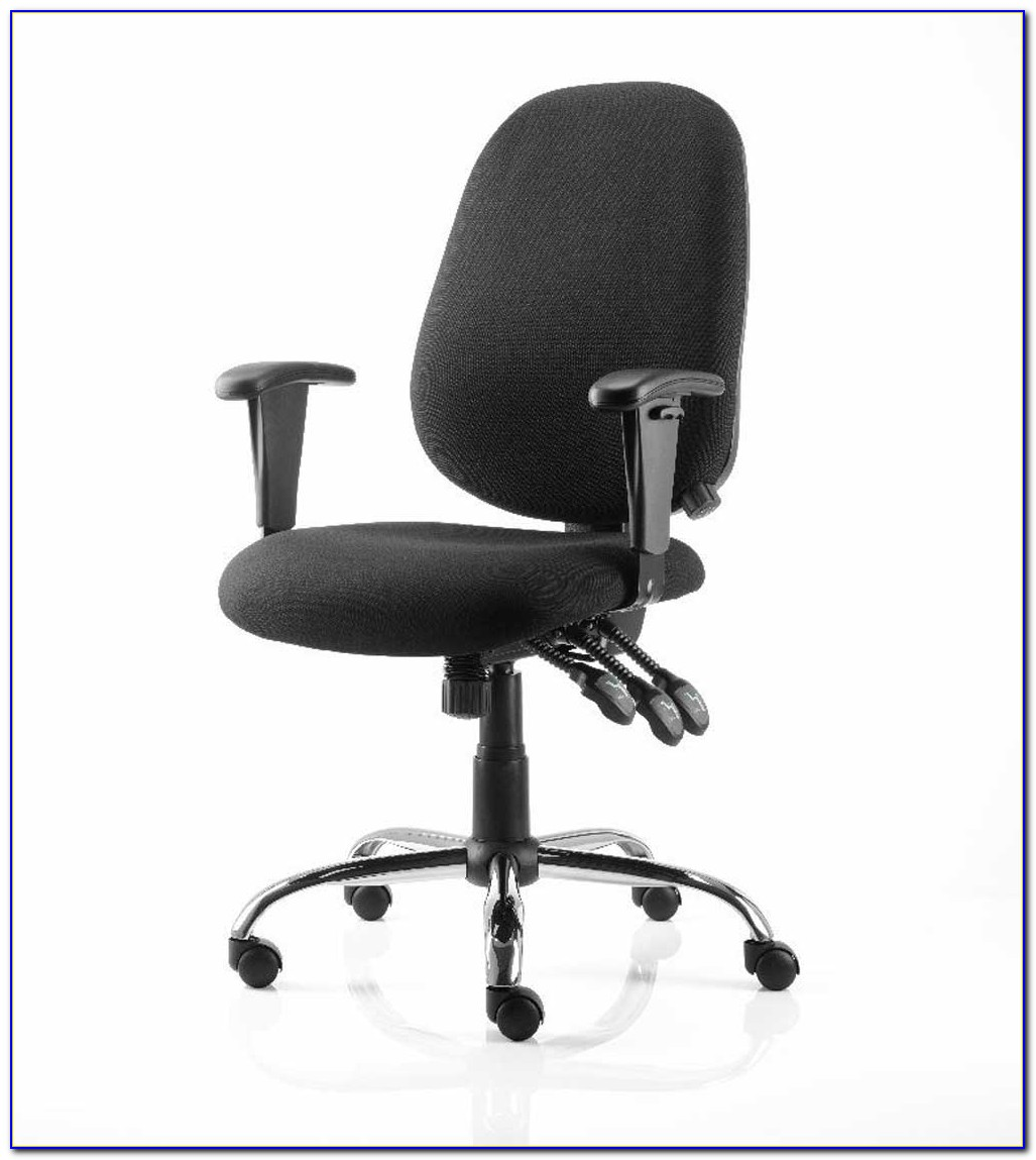Office Chairs For Back Pain Sufferers