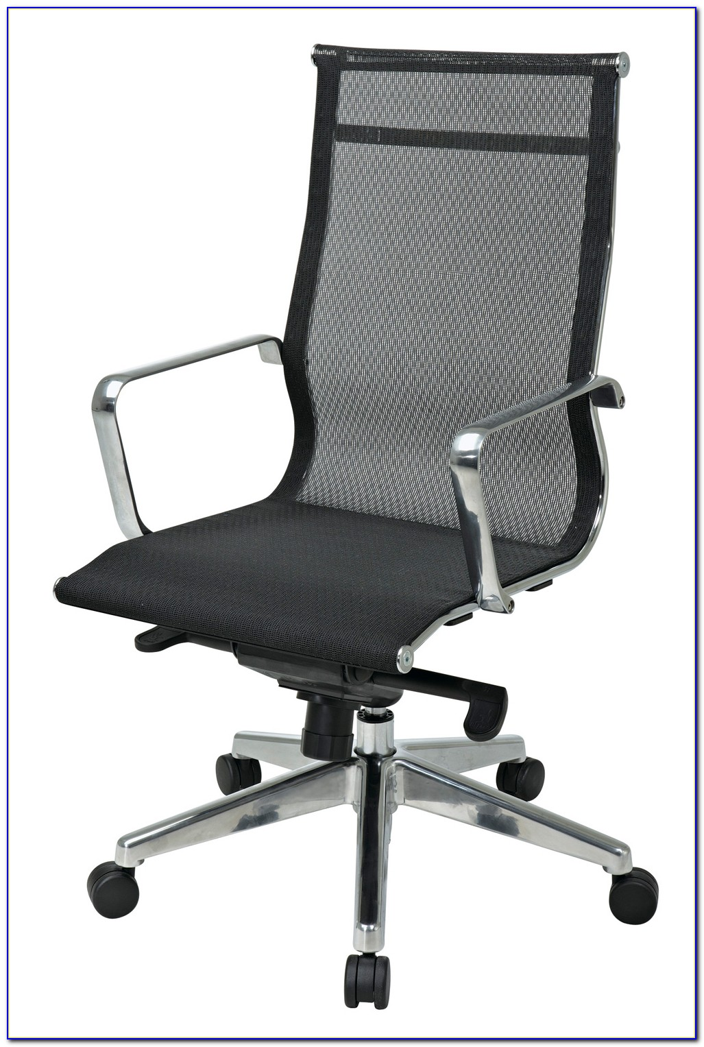 Open Mesh Seat Office Chair
