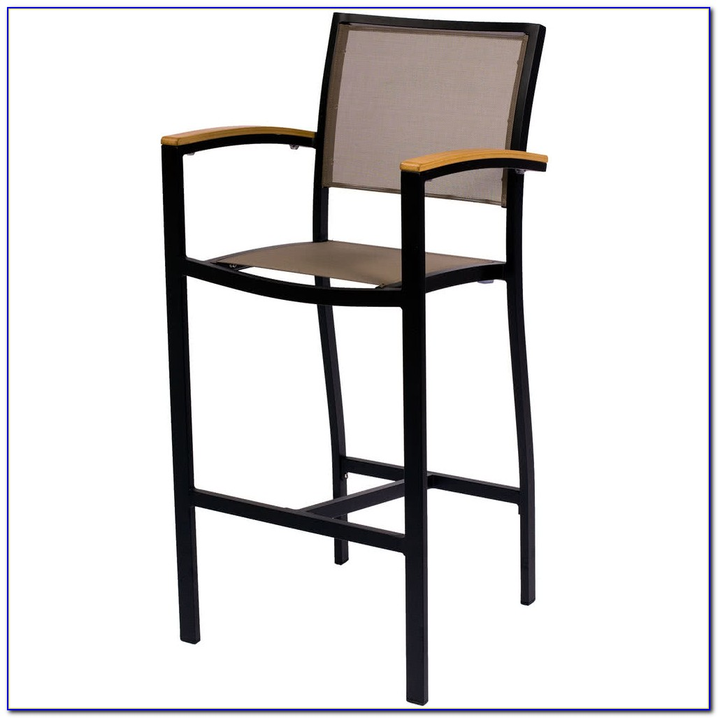Outdoor Furniture Bar Height Chairs