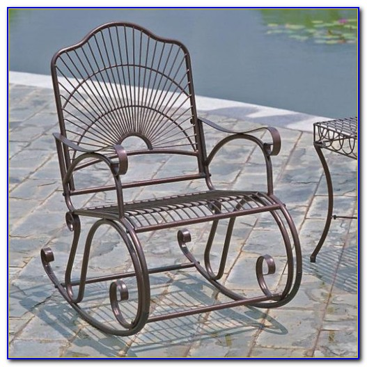 Outdoor Metal Rocking Chair Uk