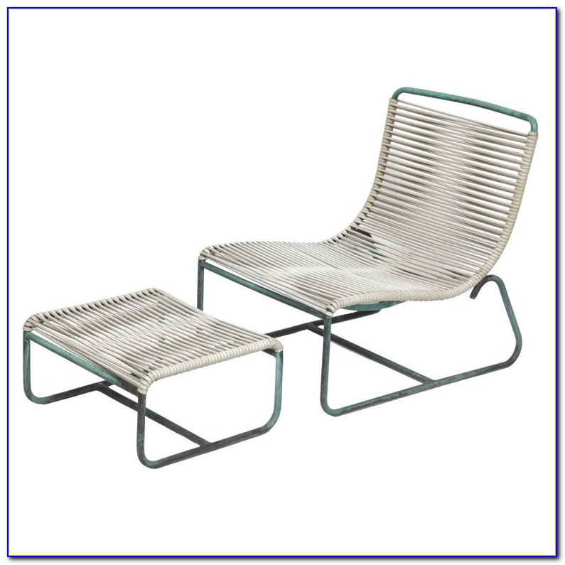 Patio Club Chairs With Ottomans