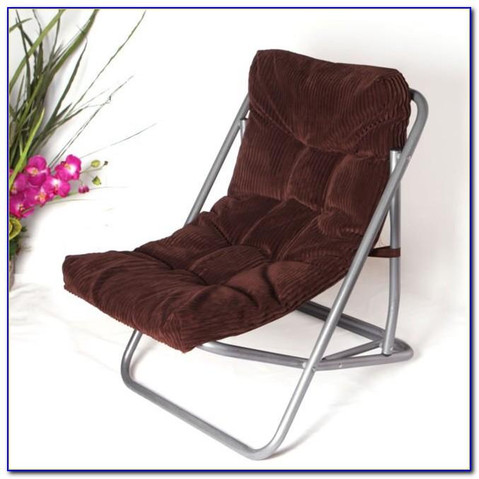 Plus Size High Beach Chair