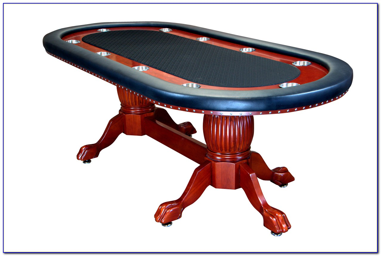 Poker Table With 6 Chairs