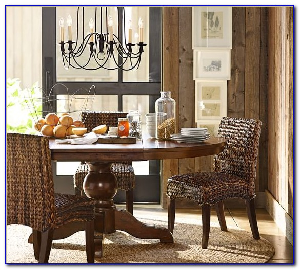 Pottery Barn Dining Room Chair Cushions