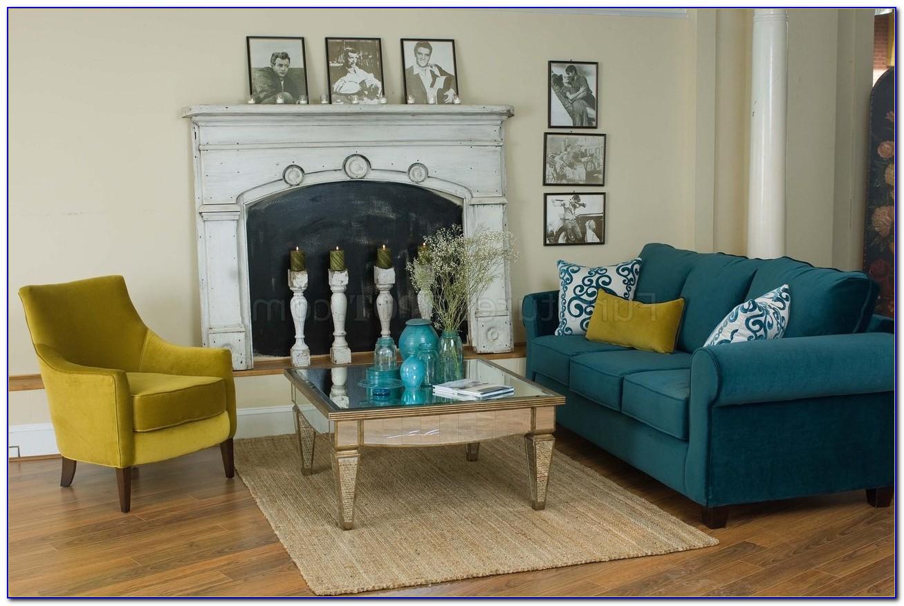 Powder Blue Living Room Chairs