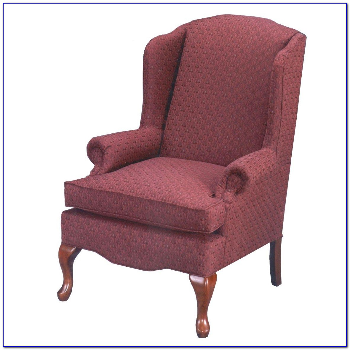 Queen Anne Wing Chair Dimensions