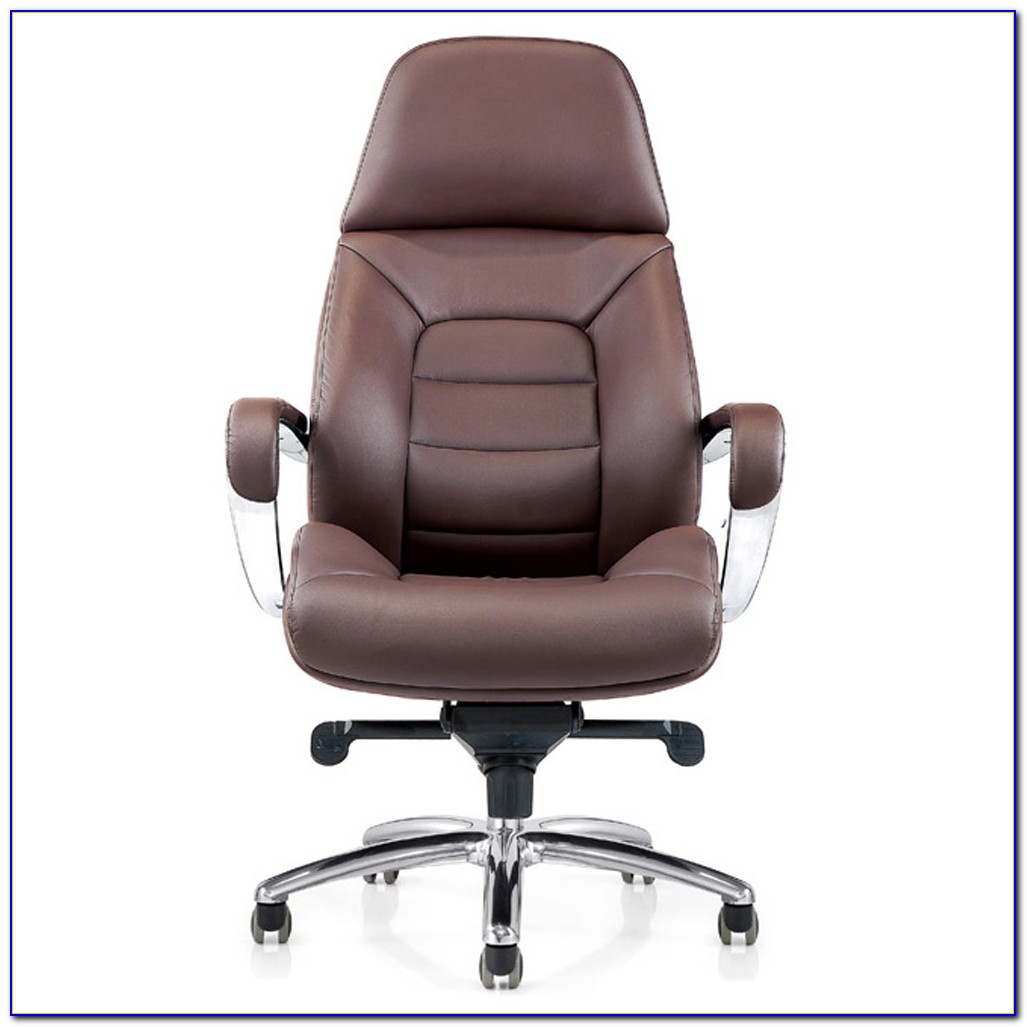 Real Leather Office Chair Ikea