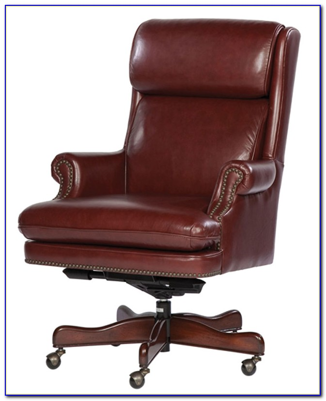 Real Leather Office Chair Singapore
