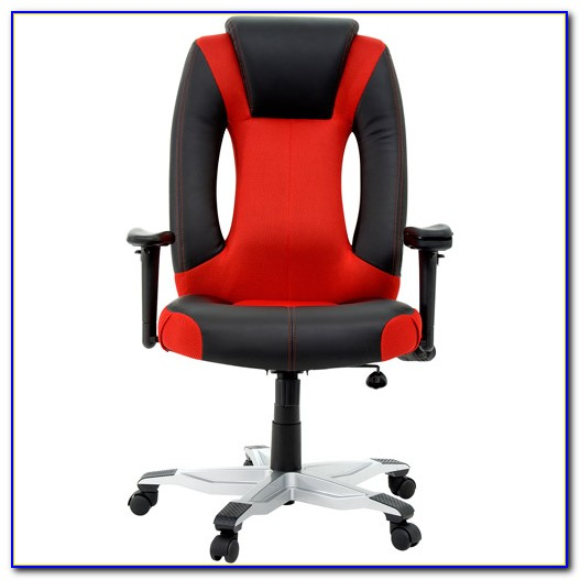 Red And Black Racing Office Chair