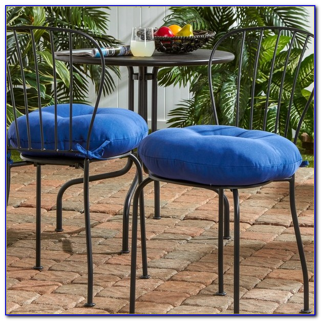 Round Top Patio Chair Cushions
