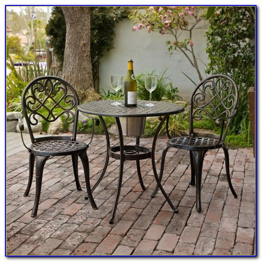 Small Bistro Patio Table And Chairs