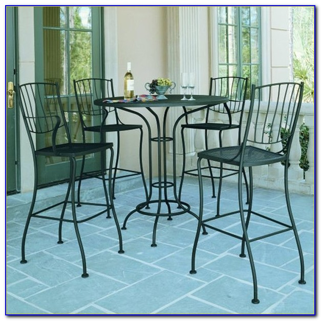 Small Bistro Table And Chairs Outdoor