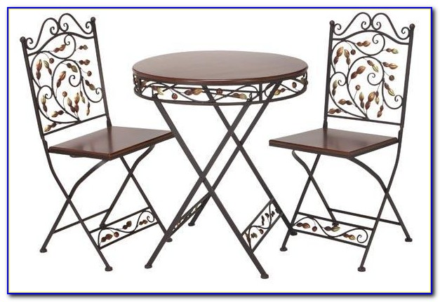 Small Metal Patio Table And Chairs