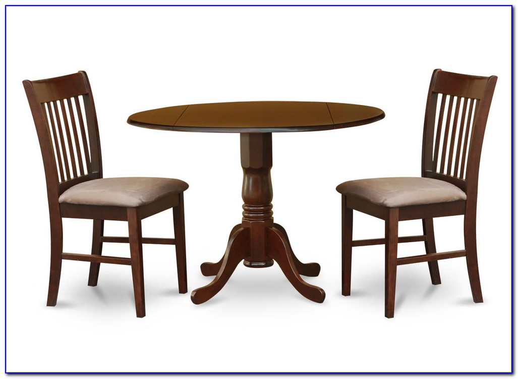Small Round Table And 2 Chairs