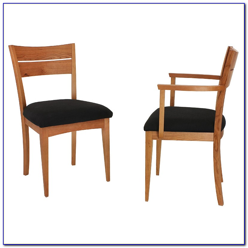 Solid Cherry Wood Dining Chairs