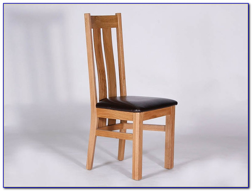 Solid Oak Dining Chairs Uk