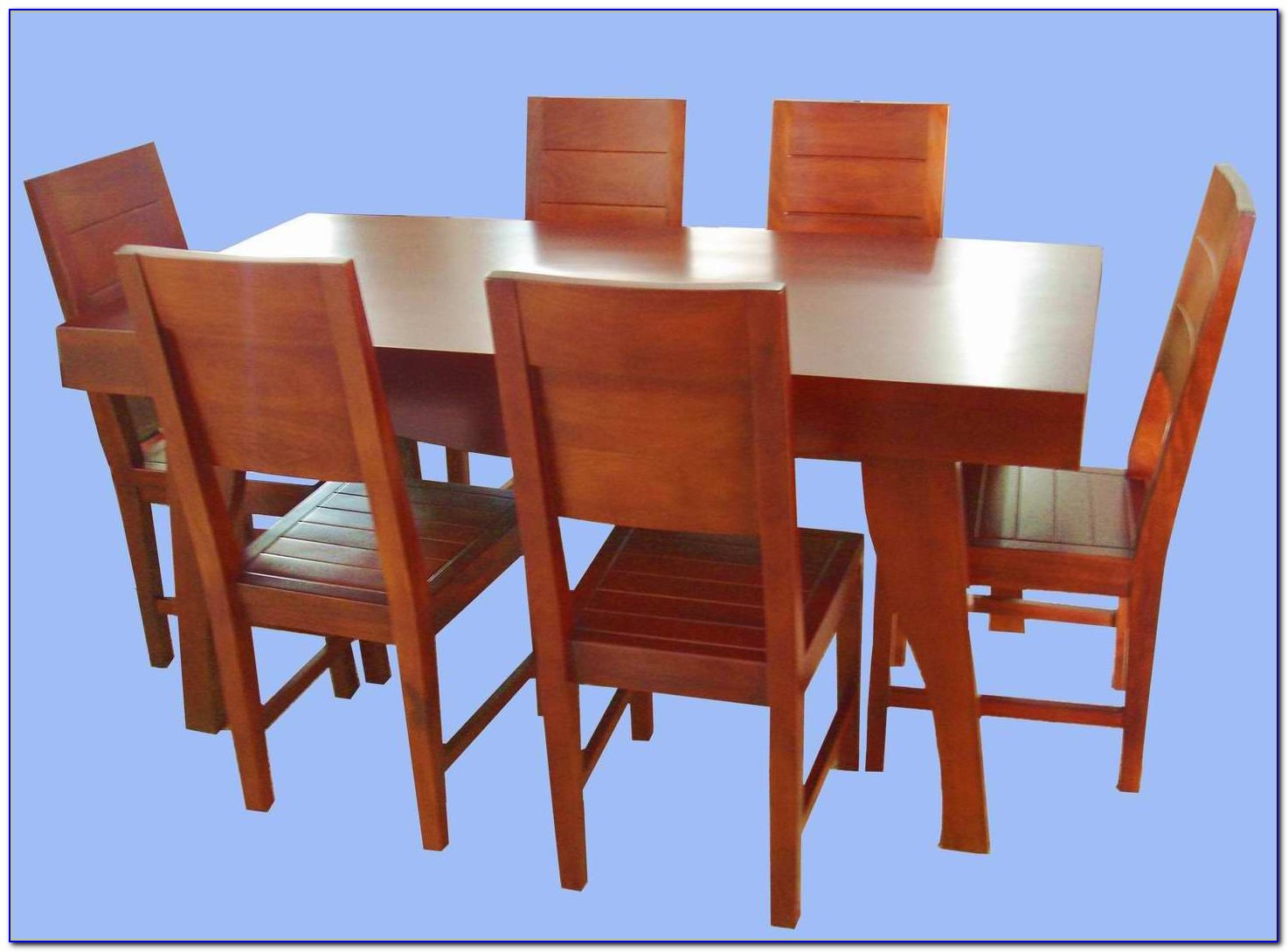 Solid Wood Dining Table And Chairs John Lewis