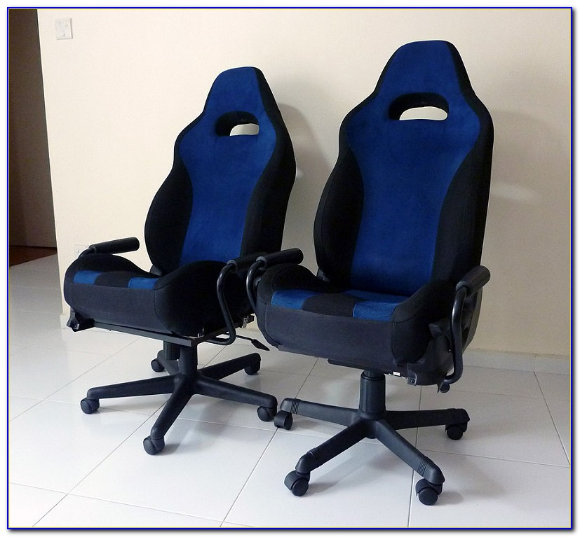 Sports Car Seat Office Chair