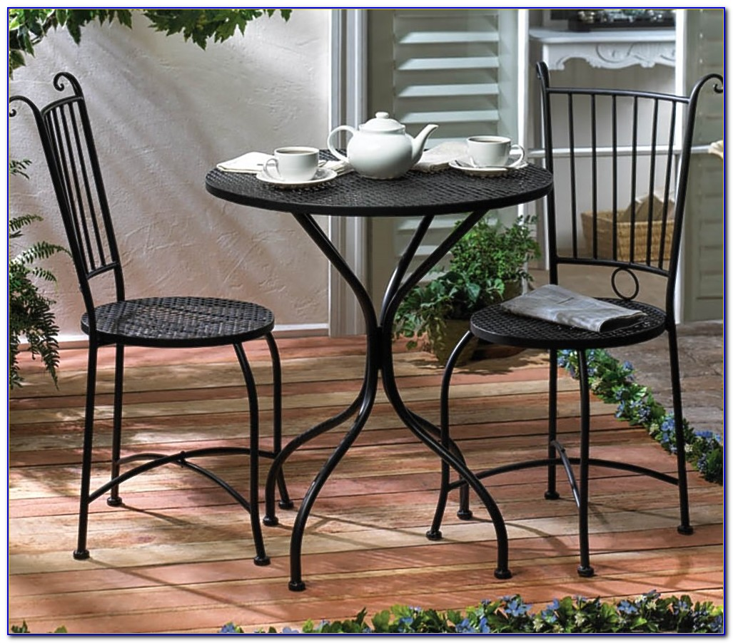 Steel Patio Table And Chairs