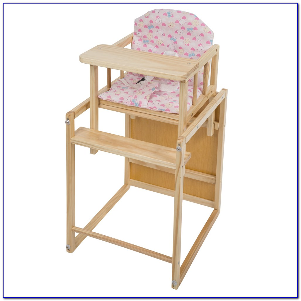 Table Top High Chair Recall