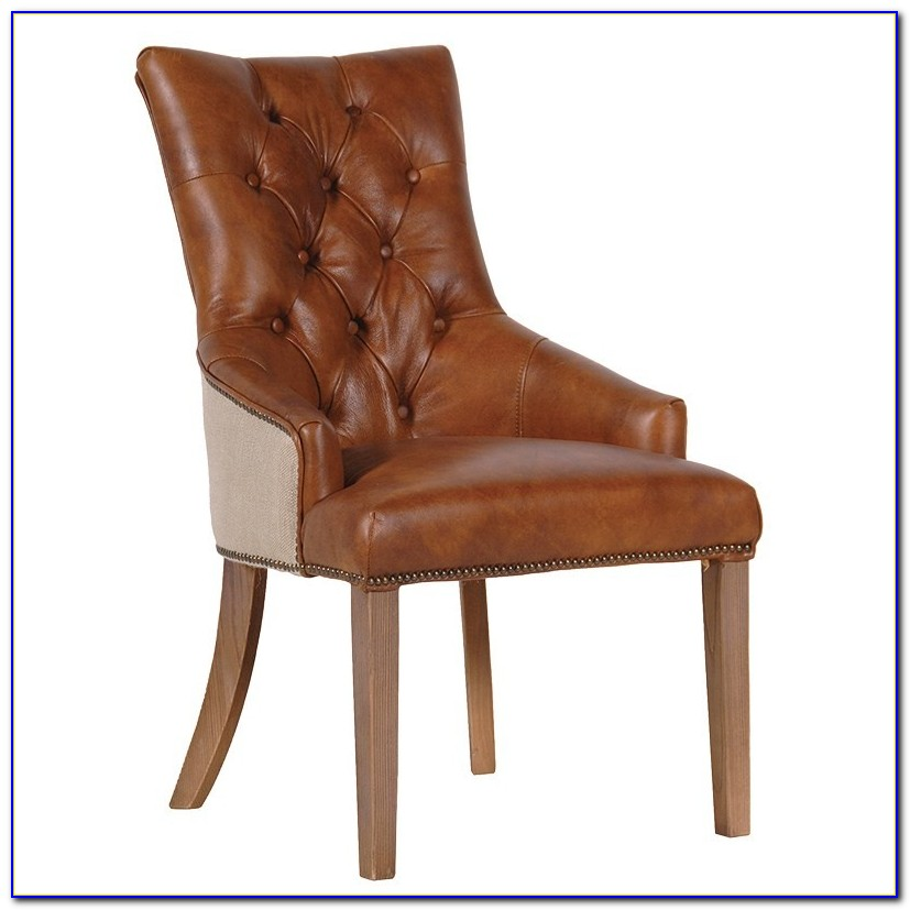 Tan Leather Dining Chairs Au