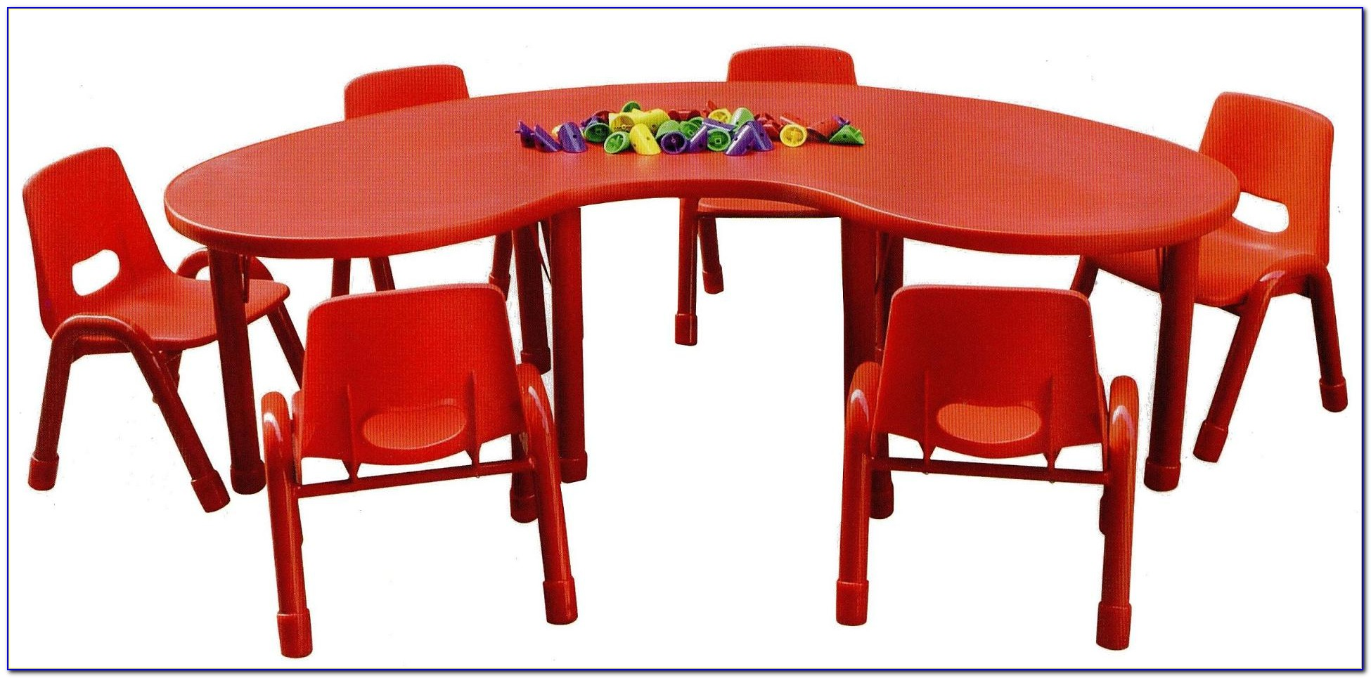 Toddler Chair And Table Set Plastic